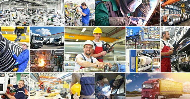 Nos secteurs industriels
