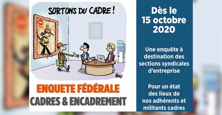 ENQUÊTE AUPRÈS DES SECTIONS